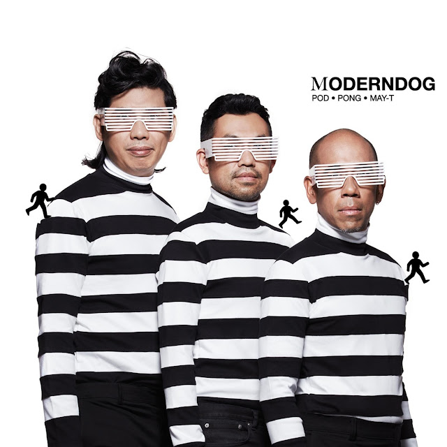 Download [Mp3]-[Hot New Album] อัลบั้ม Moderndog – Pod Pong May-T CBR@320Kbps 4shared By Pleng-mun.com