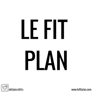 Le Fit Plan, fitness & nutrition coaching, Lily, workout, fit fam