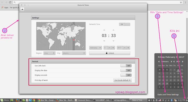 cara format date time linux mint linux date format timezone change date time format linux contoh format tanggal dan waktu linux mint set date time format linux cara mengubah format tanggal di linux mint