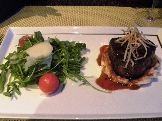 Restaurant Tuscan Grill Celebrity Silhouette