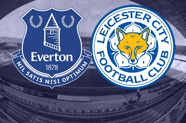 Everton Vs Leicester City English Premier League (EPL)