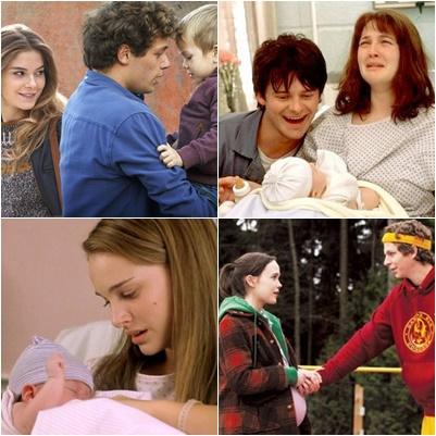 Filmes sobre gravidez precoce