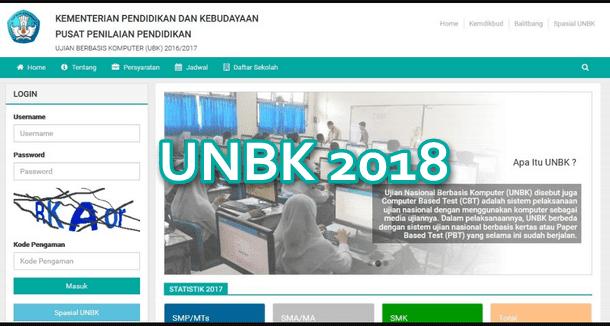 UNBK 2018
