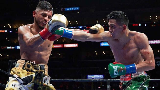 Box internacional: Leo Santa Cruz vs. Abner Mares; 29 de agosto de 2015 | Ximinia