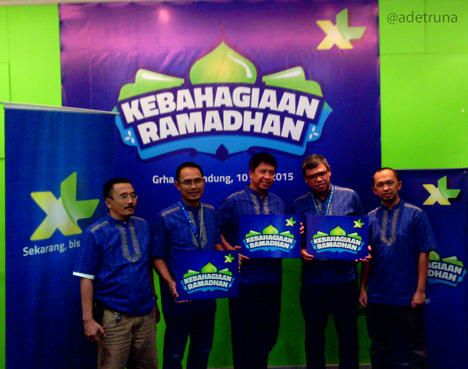 XL Axiata Luncurkan Program Kebahagiaan Ramadhan