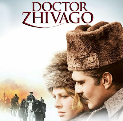 Poster Of Doctor Zhivago (1965) Full Movie Hindi Dubbed Free Download Watch Online At worldfree4u.com