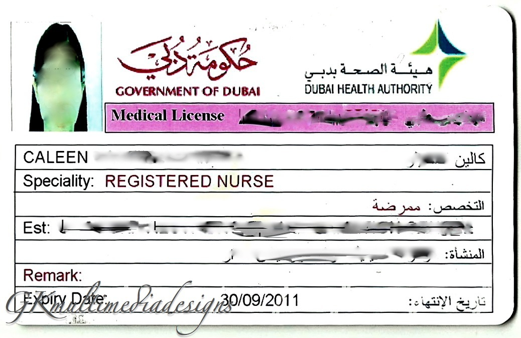 CaleenHub: How to Apply for a Nursing License in Dubai