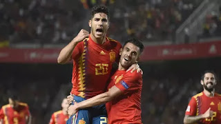 Watch Croatia vs Spain Live Streaming Today 15-11-2018 video Online UEFA Nations League