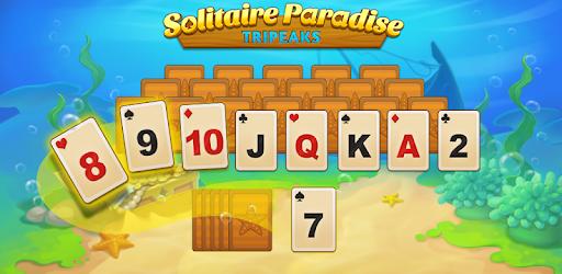 Solitaire Paradise Tripeaks v1.2.1 Para Hileli