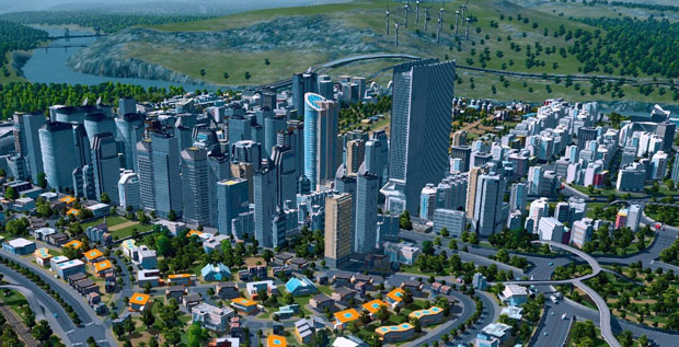 Cities: Skylines Is Heading To The PS4