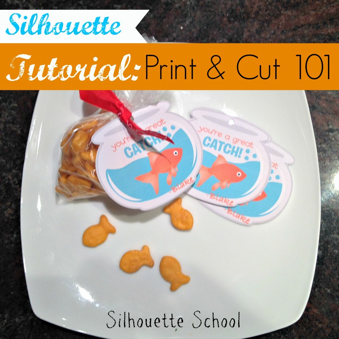 Print and cut, Silhouette, Silhouette tutorial, beginners, Silhouette Studio
