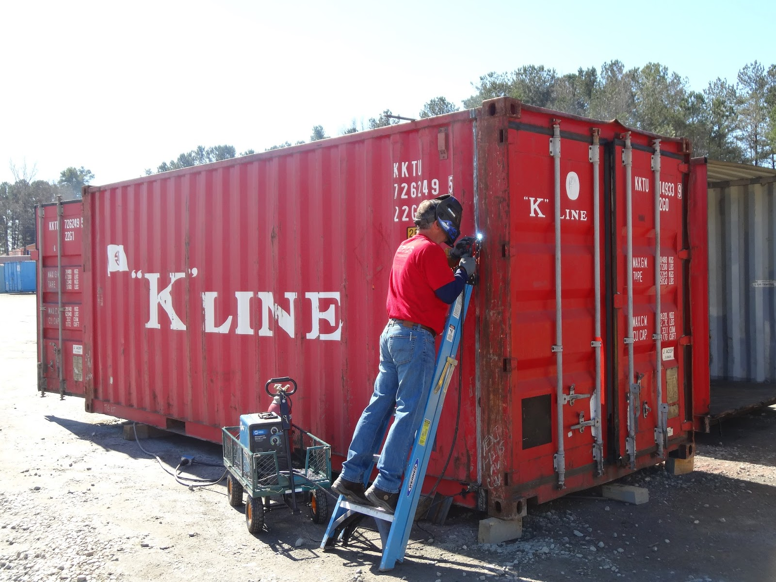 Compact Shipping Containers For Tight Spaces Atlanta