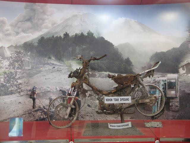 Museum Edukasi Gunung Api Merapi