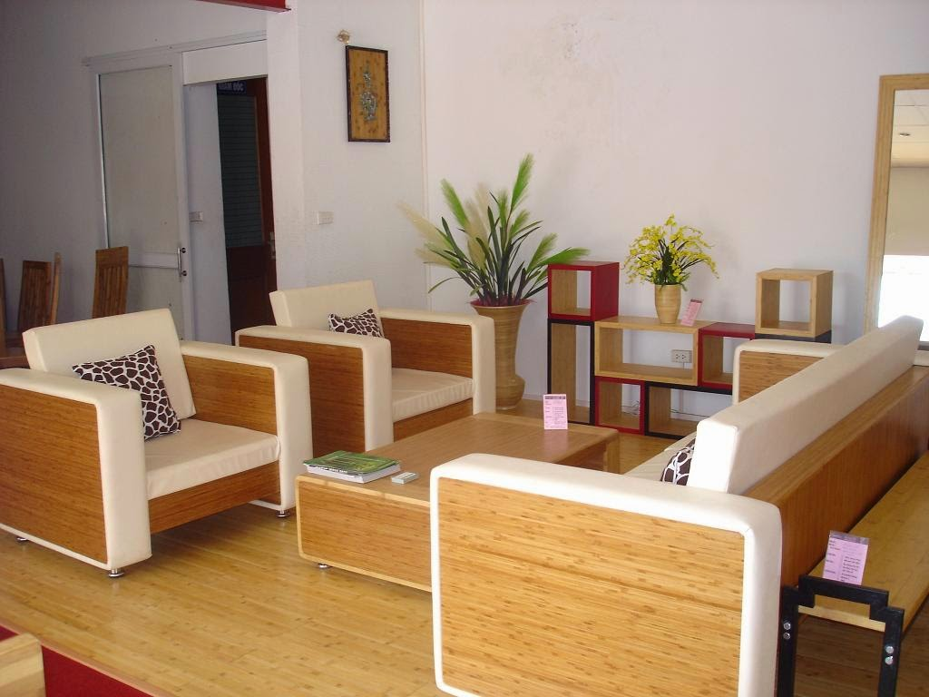 Types and Advantages of Bamboo Furniture ~ Online Business ...
