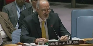Al-Jaafari: Washington coalition completely destroyed Raqqa city