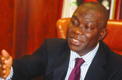 Deputy Senate President, Chief Ike Ekweremadu