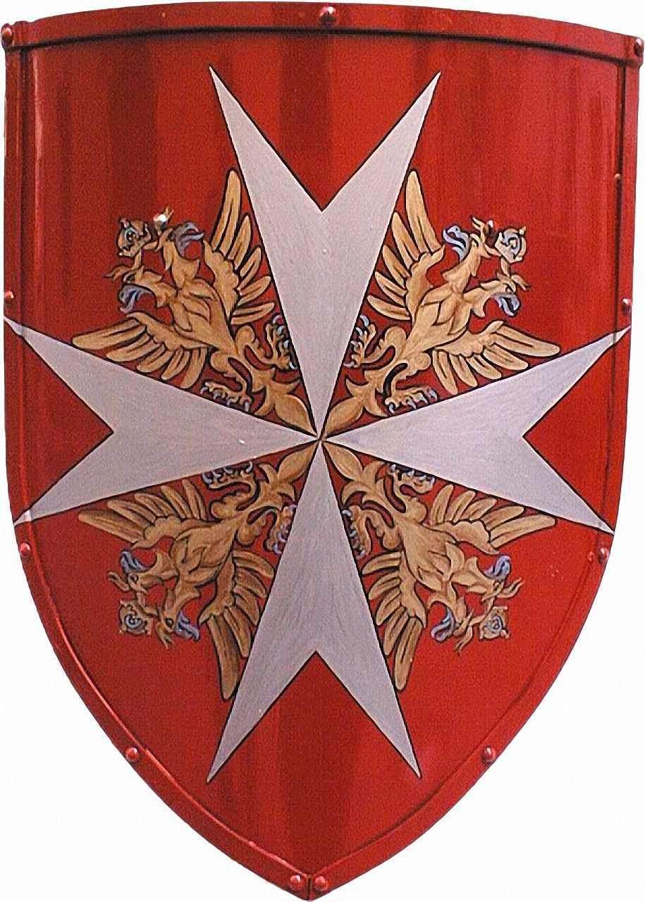 Brasão da Ordem de Malta