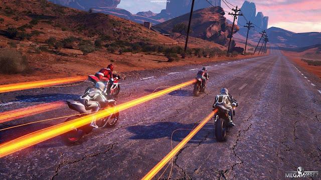 Moto Racer 4 PC imagenes