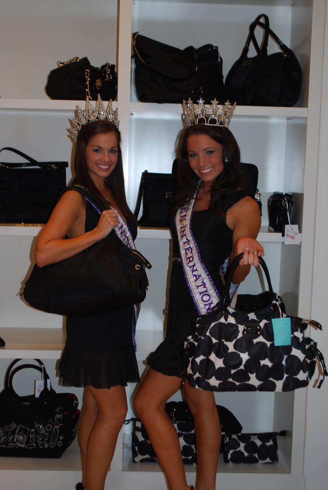 Abby Huntsman Modeling >> Michelle Field | Pageant Coach