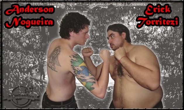 Anderson Nogueira e Erick Torritezi