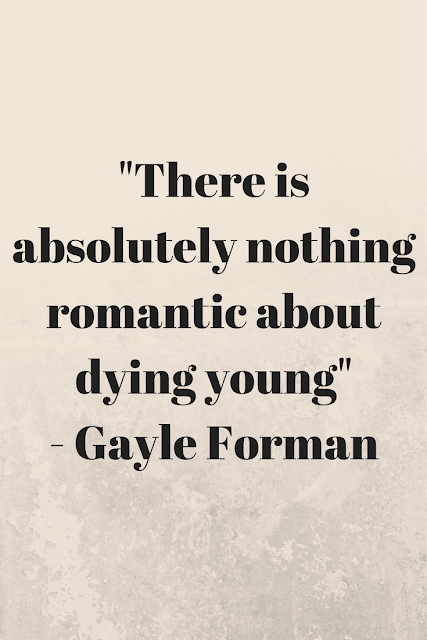 Review of 'I Was Here' by Gayle Forman