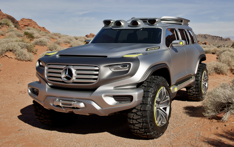 2019 mercedes benz glb compact g class suv mercedes models for Mercedes benz suv models