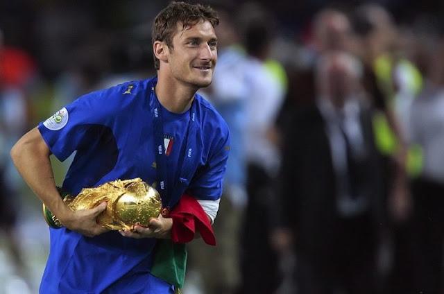 Francesco Totti cumple 40 años y no piensa en el retiro