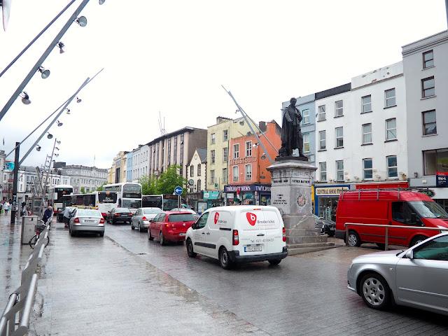 St Patrick Street, Cork, Ireland