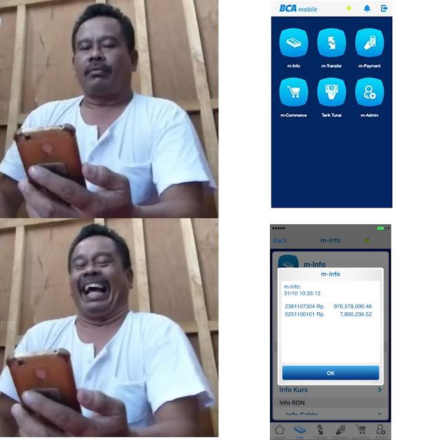 Meme Belum Gajian