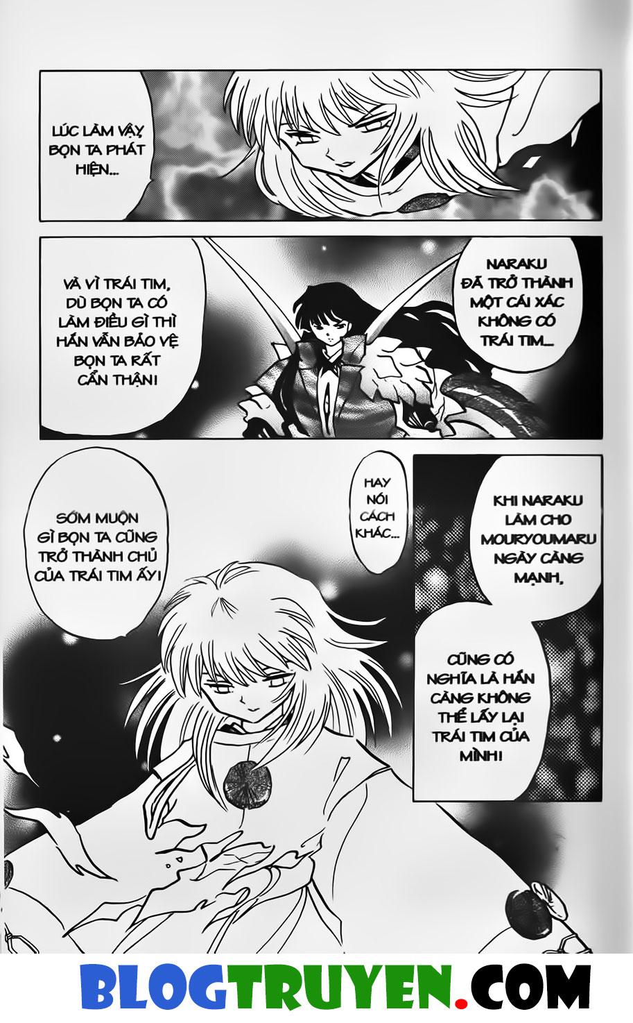 Inuyasha vol 38.1 trang 19