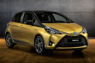 Toyota Yaris Y20 Launch Edition (2019) Front Side