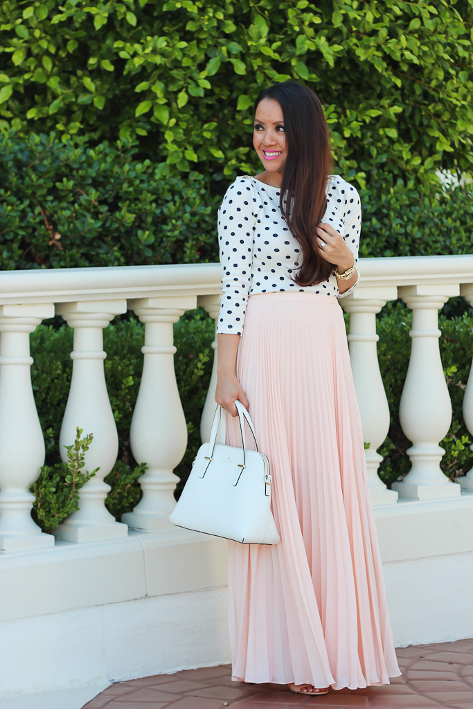 How To Wear A Maxi Skirt When You Re Petite Stylish Petite