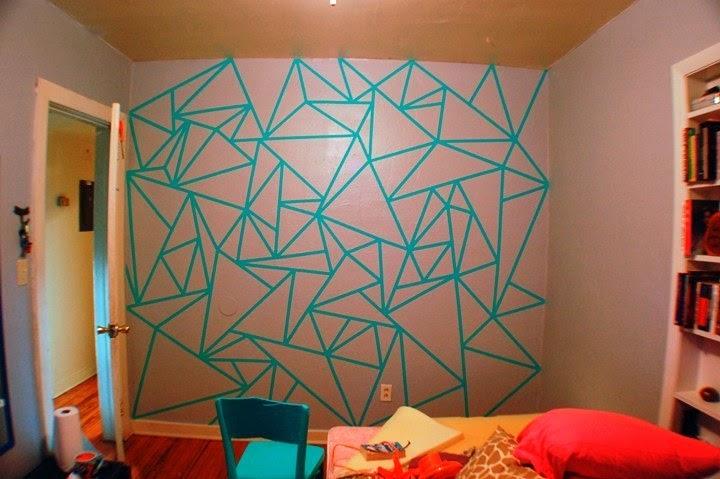 design patterns for wall painting. Black Bedroom Furniture Sets. Home Design Ideas