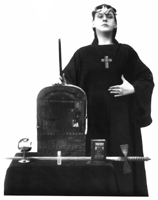 alesteir crowley, 1912, Thelema, ocultismo