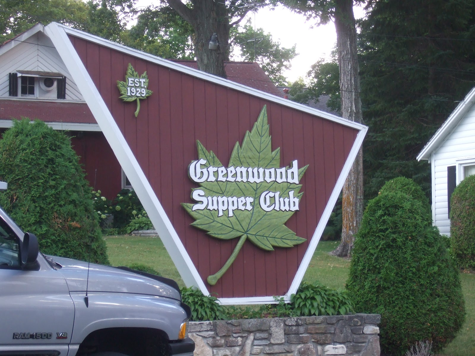 Jamie Janosz The Greenwood Supper Club A Classic Wisconsin Charmer
