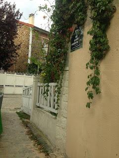 Visite guidée de l'ancien village de Charonne