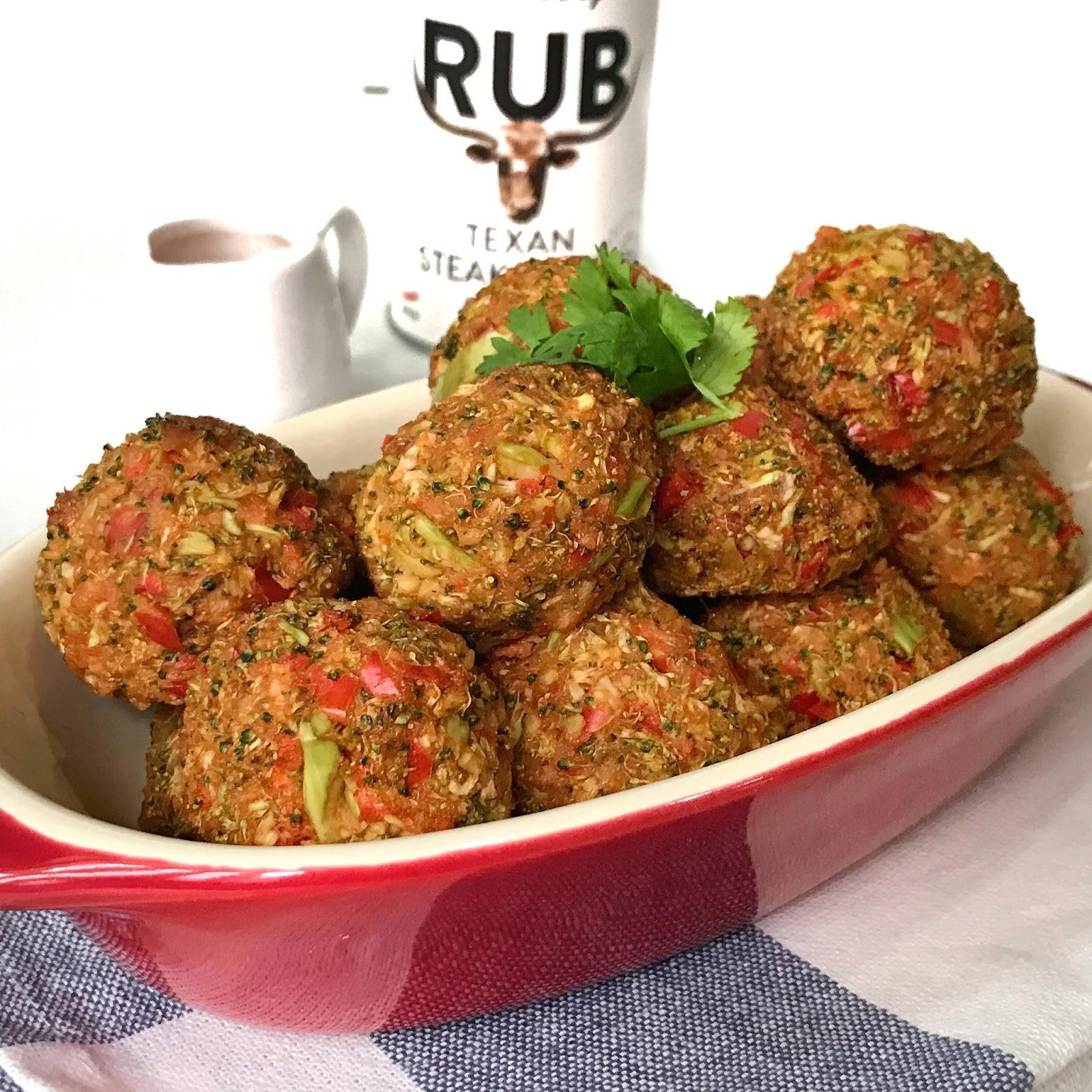 Healthy Veggie Balls