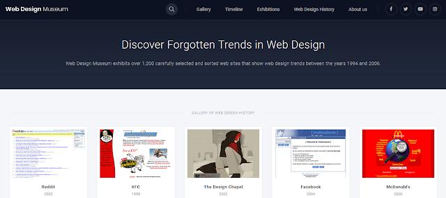 portada web design