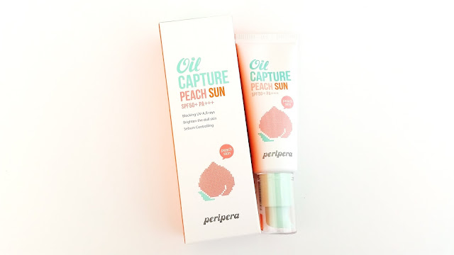 Peripera Oil Capture Peach Sun