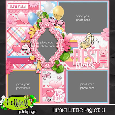 Timid Little Piglet Quickpage 3