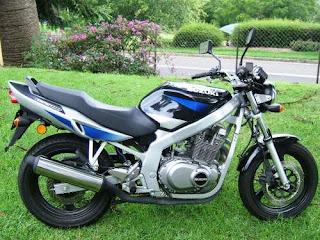 Suzuki | Kawasaki | Harley Davidson: Suzuki Gs 500 ...