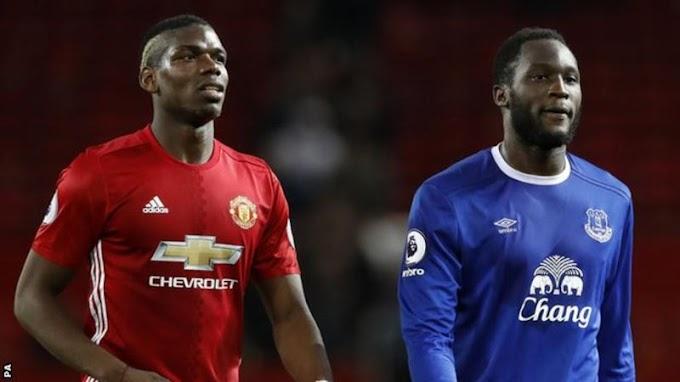 Romelu Lukaku: Man Utd agree fee with Everton, striker set to have medical