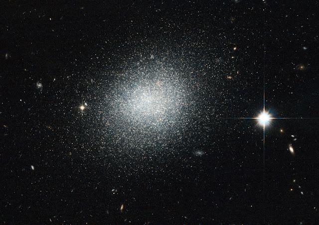 dwarf galaxy UGC 5497