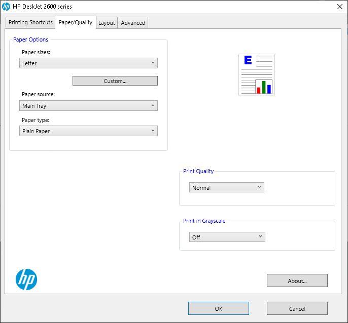 descargar controlador de impresora hp deskjet 2600