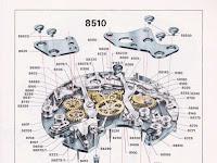 Watch Parts Diagram