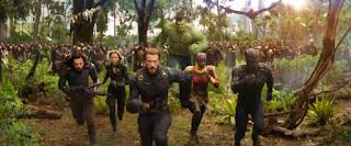 vengadores infinity war: una promo art confirma que tony stark perdera un brazo
