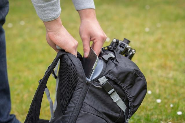 Gear of the Week #GOTW KW 16  Hama Kamera-Rucksack Trekkingtour 140  Wanderrucksack für Fotografen 05