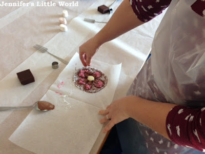 Chocolate making workshop in Brighton