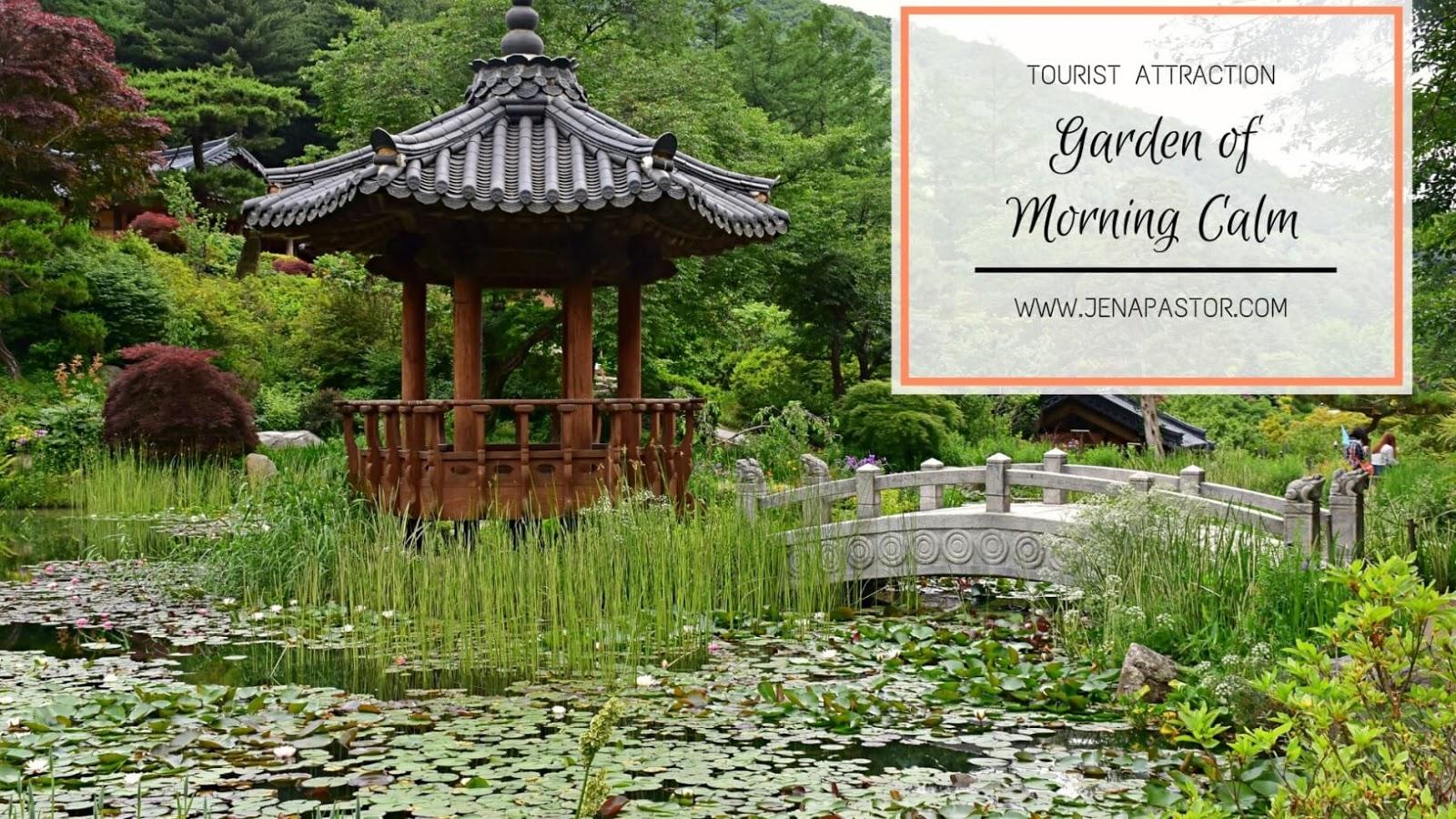 pond, garden, hanok style roof gazebo
