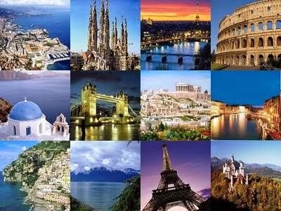 Wisata Eropa